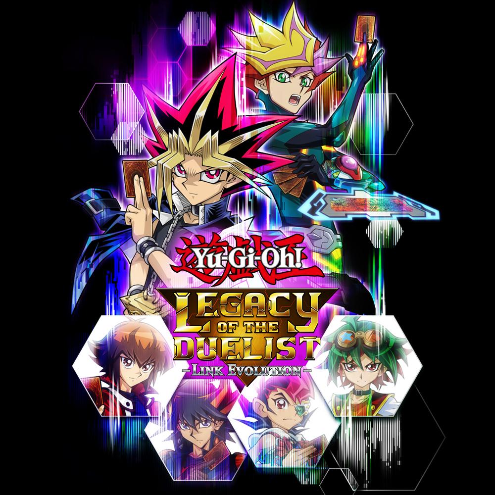 Jeu Yu-Gi-Oh! Legacy of the Duelist: Link Evolution! sur Nintendo Switch (Dématérialisé)