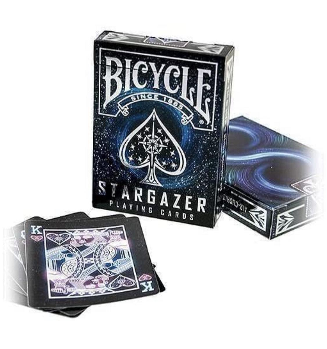Jeu de cartes Bicycle Stargazer