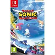 Sélection d'articles jeux-vidéo en promotion - Ex: Team Sonic Racing sur Nintendo Switch