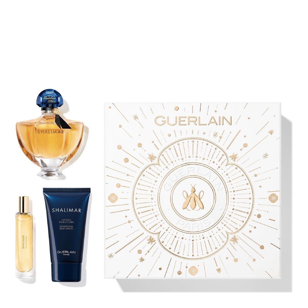 Coffret eau de parfum Guerlain Shalimar