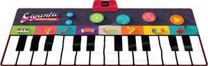 Tapis piano géant My Music Style