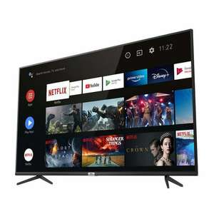 """TV LED 50"""" TCL 50BP615 Android TV, 4K UHD"""