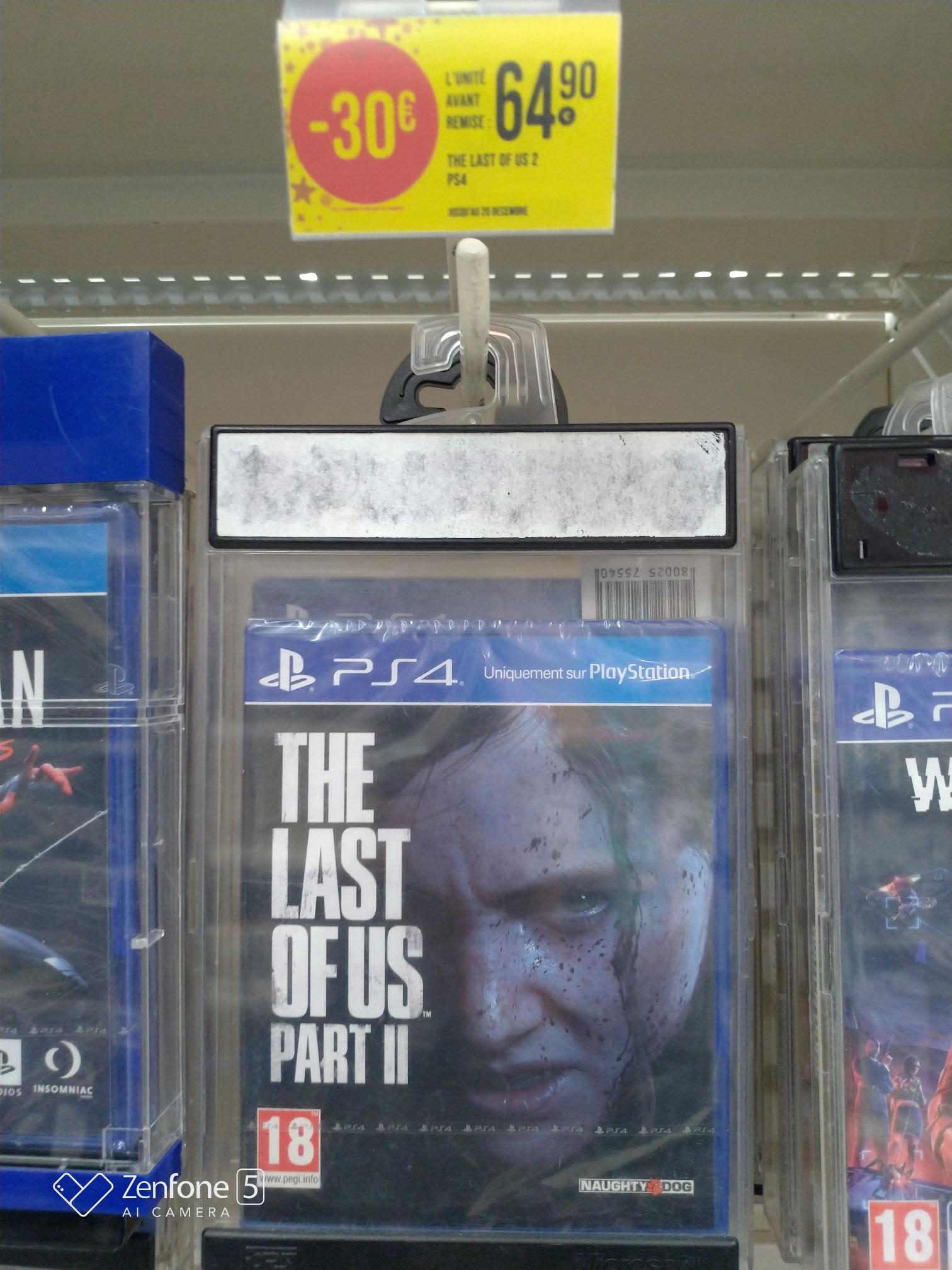 The Last of Us Part 2 sur PS4 - Clermont-Ferrand (63)