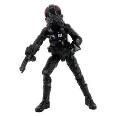 Figurines Black Series Star Wars TIE Fighter Pilot - 15cm