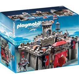 Jouet Playmobil Knights (6001) - Citadelle des Chevaliers de l'Aigle