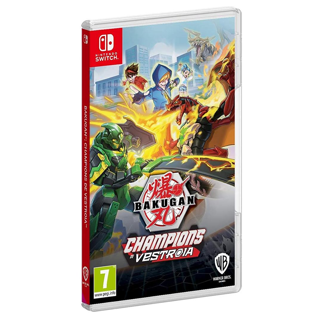 Jeu Bakugan : Champions de Vestroia sur Nintendo Switch