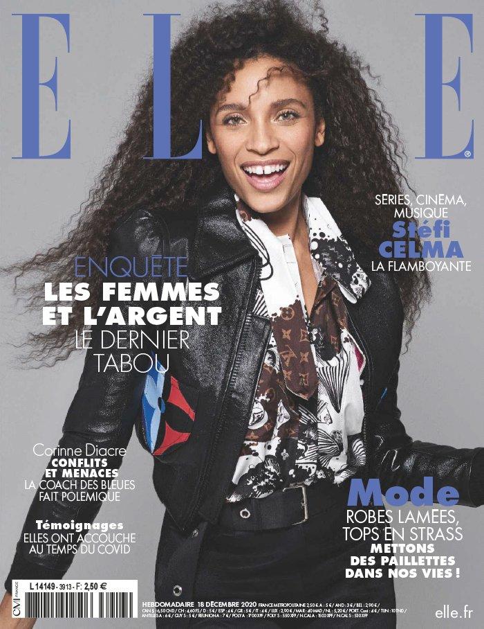 Abonnement 6 mois au magazine ELLE (26 numéros papier + édition numérique incluse)