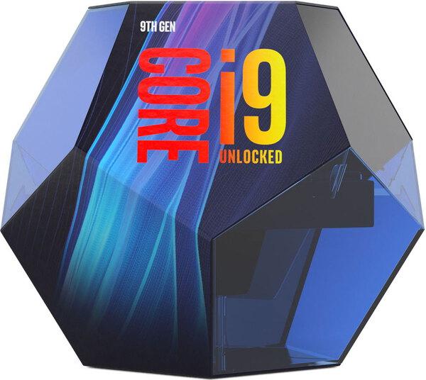 Processeur Intel Core i9-9900K (Frontaliers Belgique)