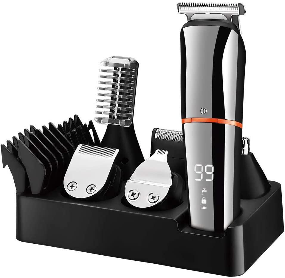 Tondeuse cheveux et barbe sans fil Surker (Vendeur Tiers)