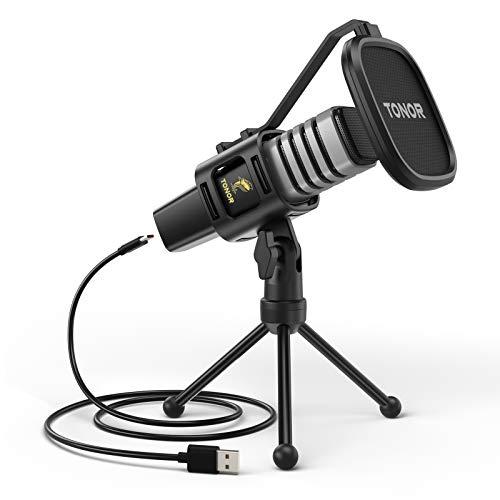 Microphone à Condensateur USB Tonor (vendeur tiers)