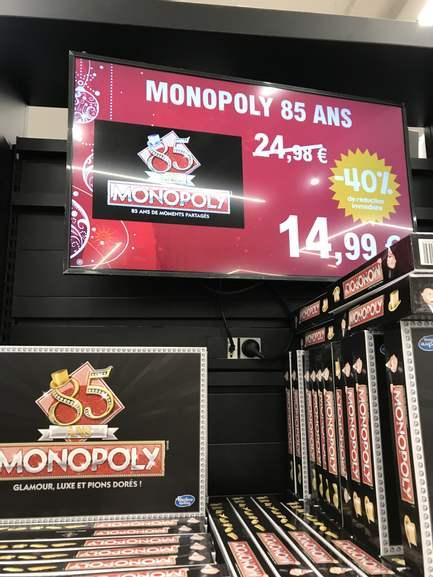 Jeu de société Monopoly Edition 85 ans - Levallois (92)