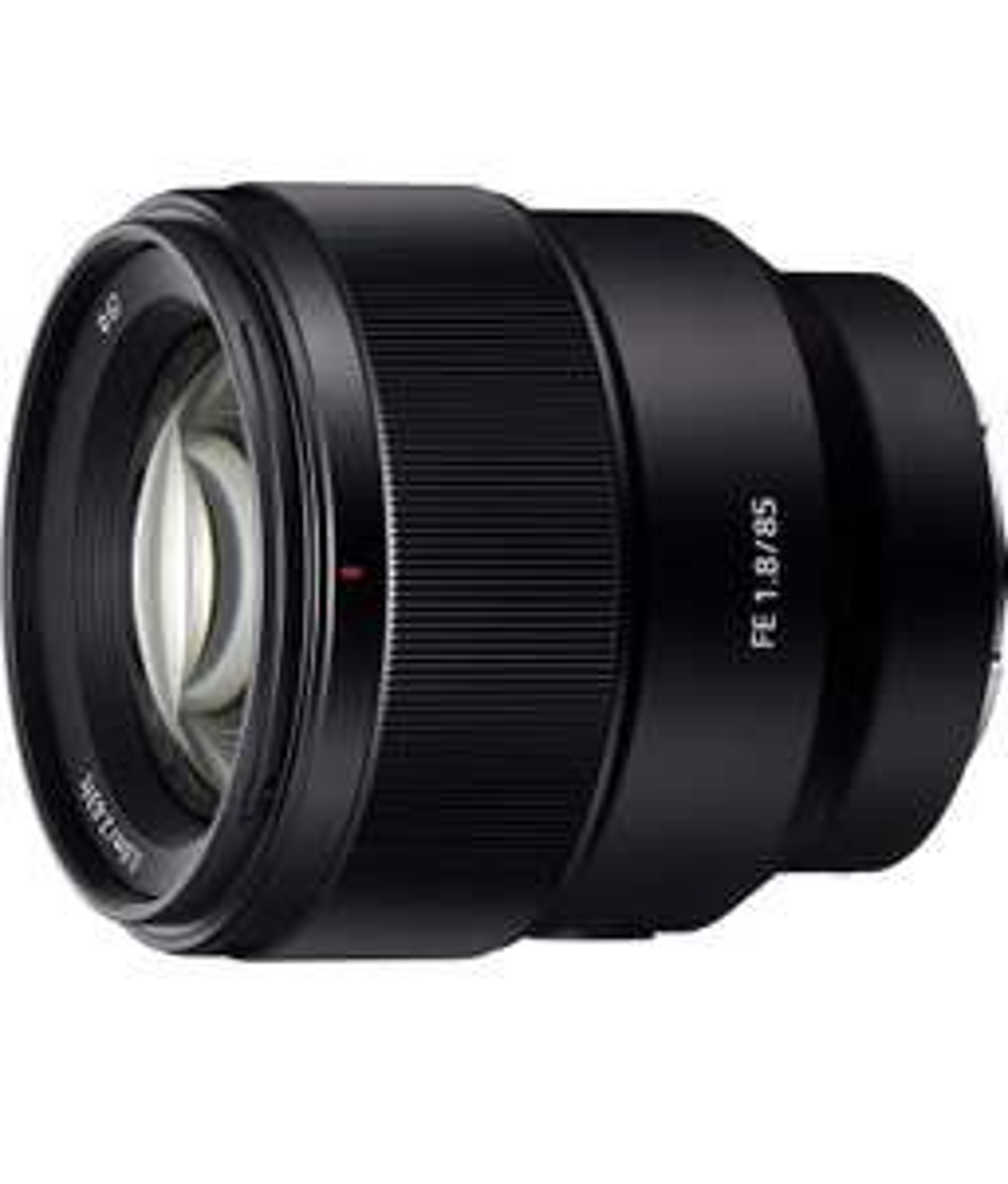 Téléobjectif à focale fixe Sony FE 85mm 1.8 SEL85F18
