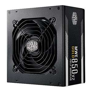 Alimentation PC modulaire Cooler Master MWE 850 Gold V2 - 80 Plus Gold, 850 W