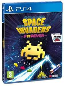 Space Invaders Forever Collection (3 jeux) sur PS4
