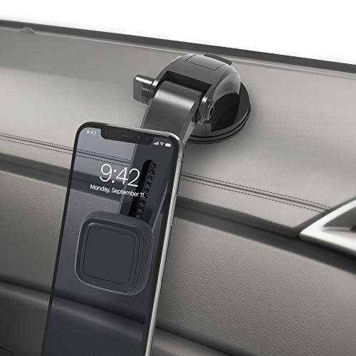 Support smartphone magnétique Izuki - Rotation 360°, Noir (vendeur tiers)