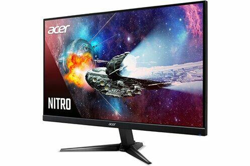 """Écran PC 23.8"""" Acer QG241 - Full HD, 75Hz, 1ms, FreeSync (Dans une sélection de magasins)"""