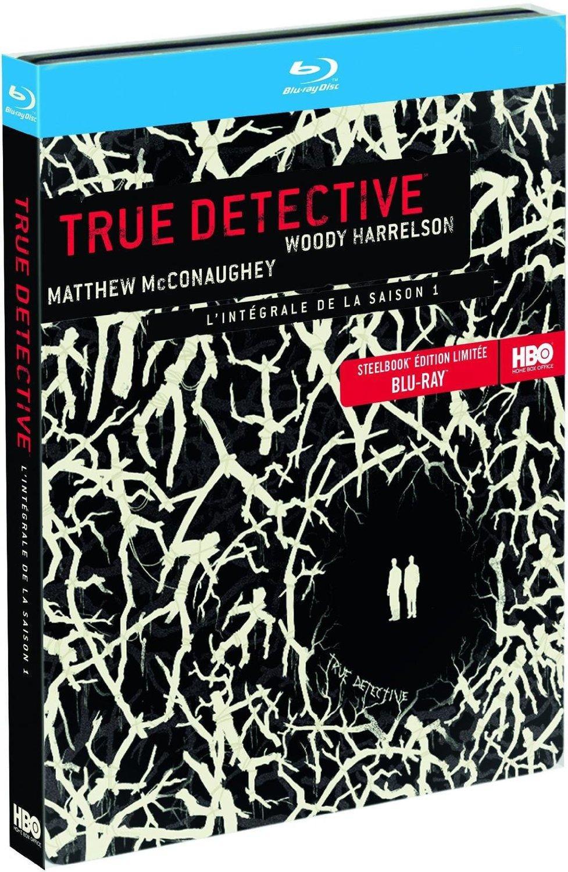 Coffret Blu-ray Steelbook True Detective - Saison 1
