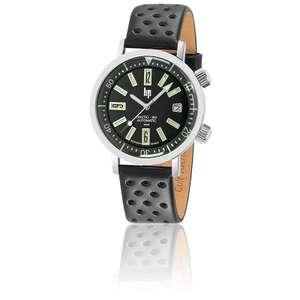 Montre Automatique LIP Nautic-Ski 671505 - 38mm