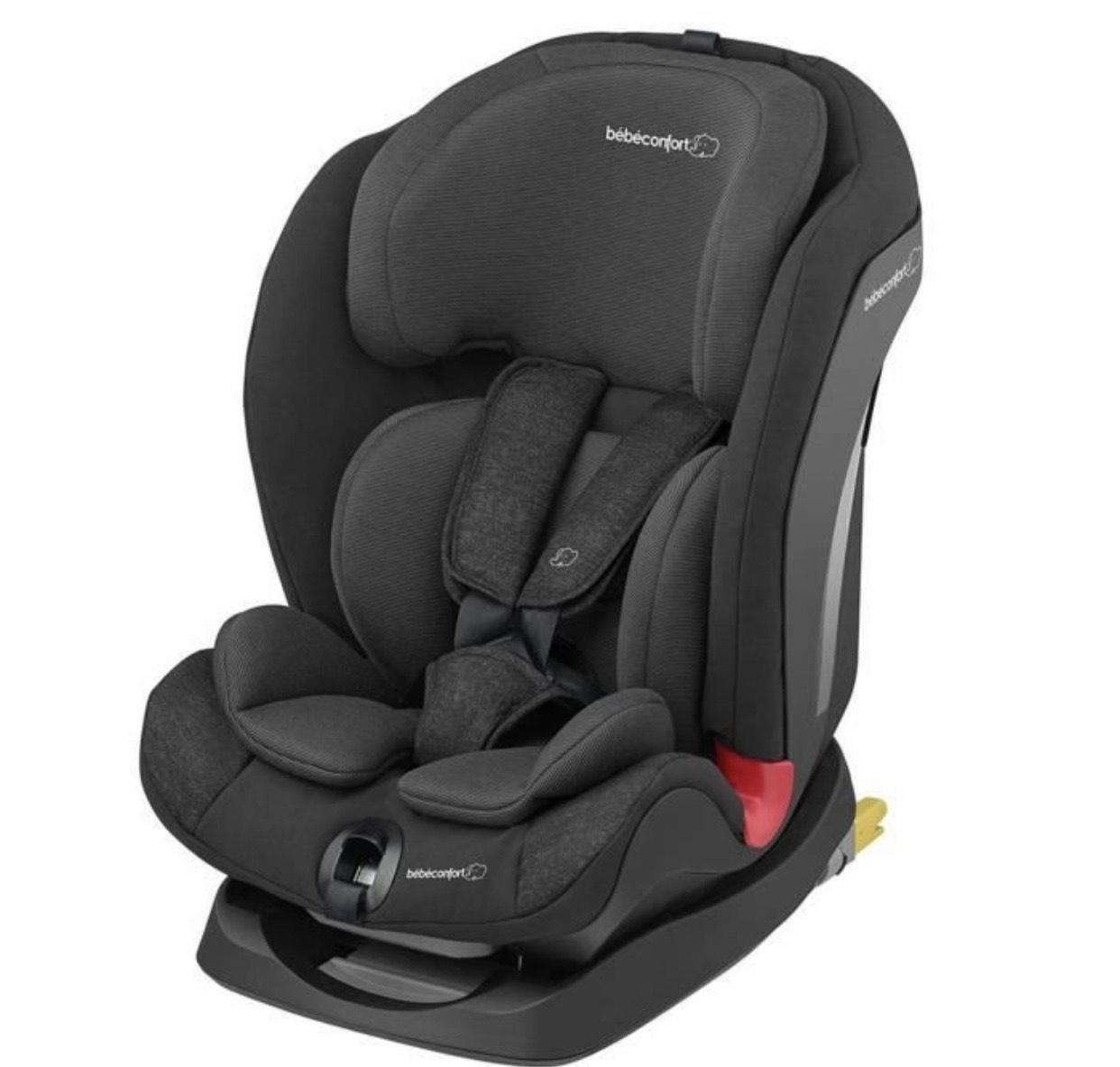 Siège auto Bébé confort Titan - Groupe 1/2/3 (9-36kg), Noir