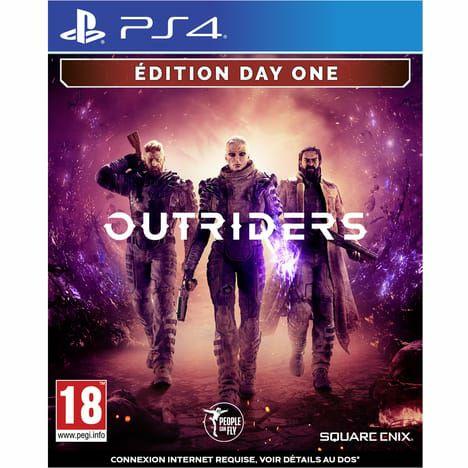 [Précommande] Jeu Outriders sur PS4/Xbox One & Series X