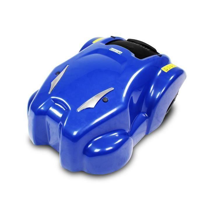 Tondeuse Robot HYUNDAI 21,6V - Batterie lithium 2,6 Ah