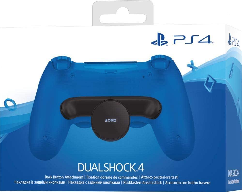 Fixation Sony Dorsale de Commandes pour Manettes Sans-Fil DualShock