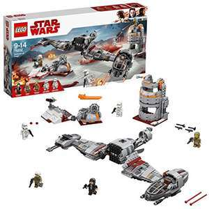 Jeu de Construction Lego Star Wars 75202 - Défense de Crait