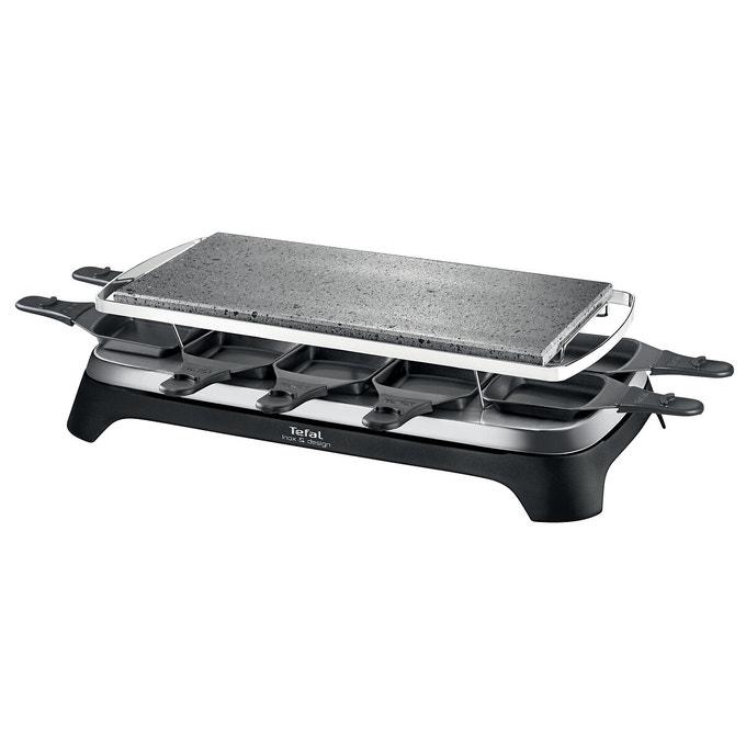 Appareil à raclette et pierrade Tefal PR457B12