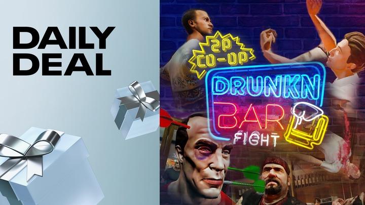 Drunkn Bar Fight sur Oculus Quest (Dématérialisé)
