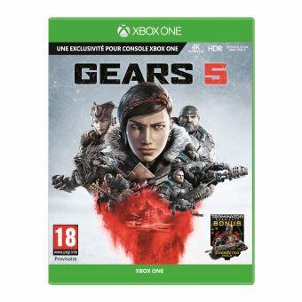 Gears 5 sur Xbox One / Xbox Series X