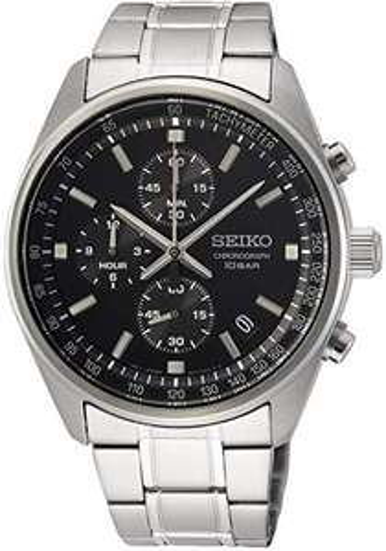 Montre Chronographe à Quartz Seiko SSB379P1 - 42mm