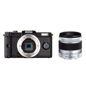 Appareil photo hybride Pentax Q 12.4 MP Noir + Objectif 5-15mm f/2.8-4.5