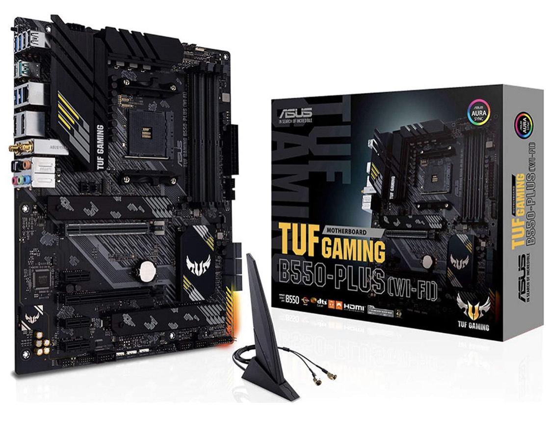Carte mère Asus TUF Gaming B550-Plus (Wi-Fi)