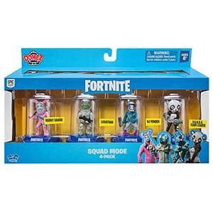 Lot de 4 figurines Domez Fortnite
