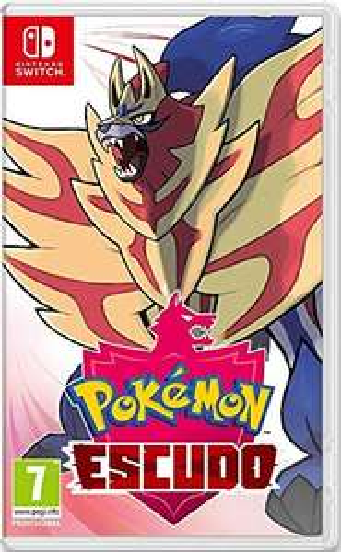 Pokémon Bouclier sur Nintendo Switch