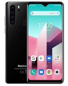 "Smartphone 6.49"" Blackview A80 Plus - 4 Go RAM, 64 Go"