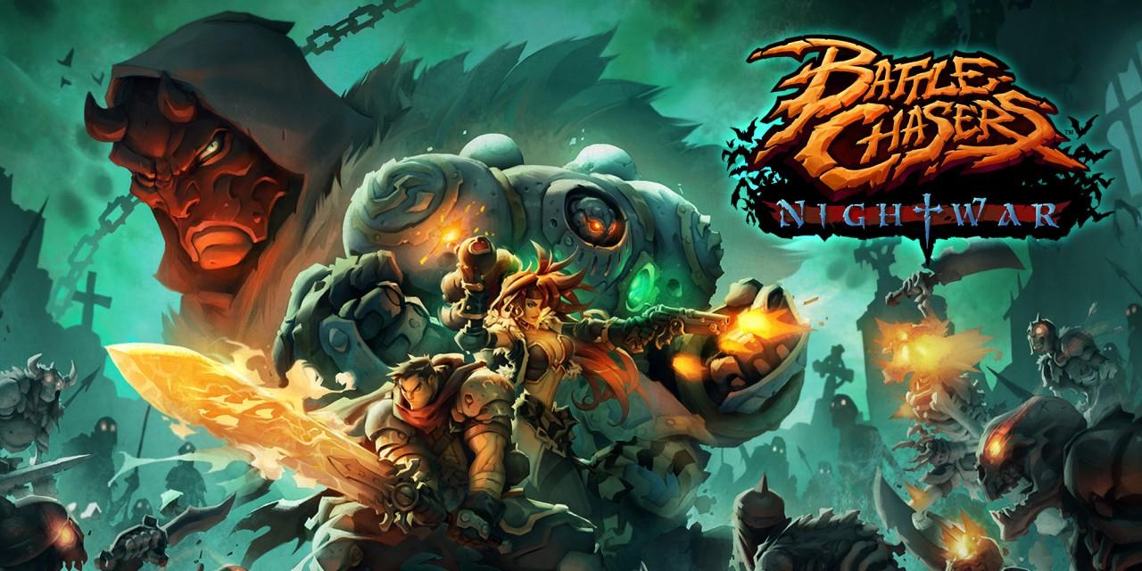 Sélection de jeux vidéo sur Switch en promotion (dématérialisés) - Ex : Battle Chasers