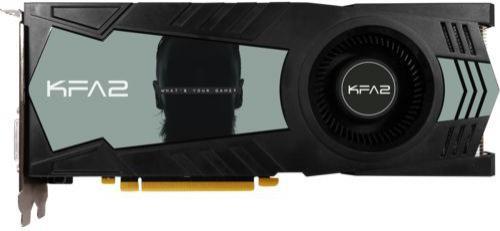 Carte graphique KFA2 GeForce GTX 980 4 Go + jeu offert