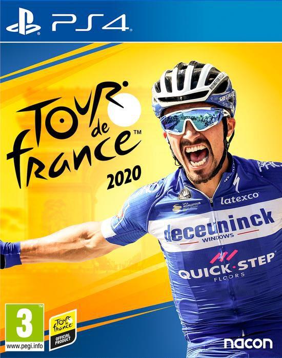 Tour de France 2020 sur PS4 (Via retrait magasin)