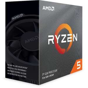 Processeur AMD Ryzen 5 3600 - 3,6 GHz, Socket AM4