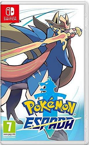 Jeu Pokémon Epée sur Nintendo Switch (Jaquette ES)