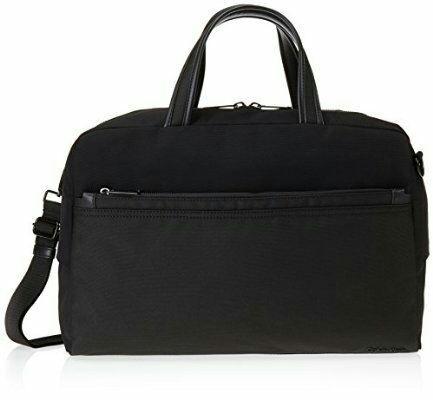 Sélection de sacoches Calvin Klein en promotion - Ex : Sac bandoulière Jeans J5EJ500207 Noir