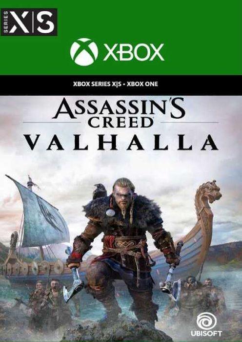Assassin's creed Valhalla sur Xbox One/ Series (Dématérialisé)
