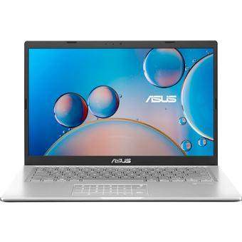 """Pc portable 14"""" Asus R415JA-EK111T - Intel Core i3, 8 Go de RAM, SSD 256 Go, Windows 10, Gris"""