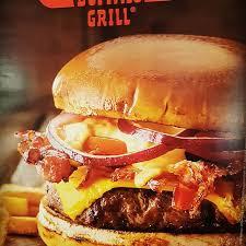 1 hamburger Famous Bacon Burger acheté = 1 offert - restaurants Buffalo Grill