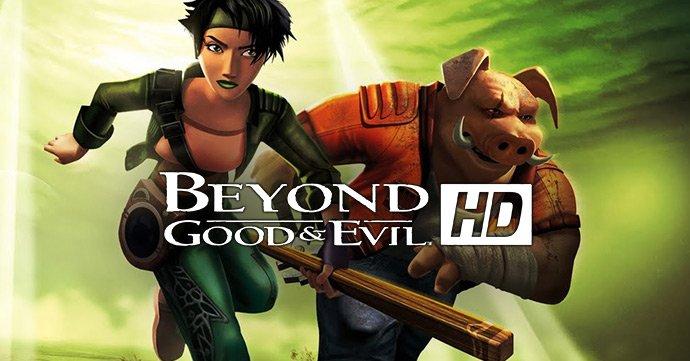 Jeu Beyond Good And Evil sur PC (Dématérialisé)