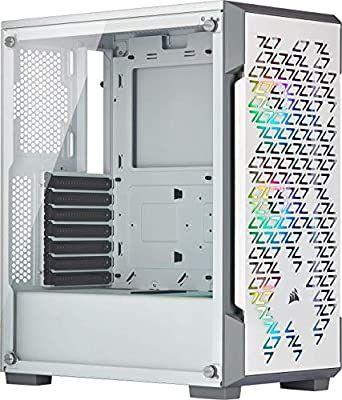 Boîtier PC Corsair iCUE 220T RGB Airflow