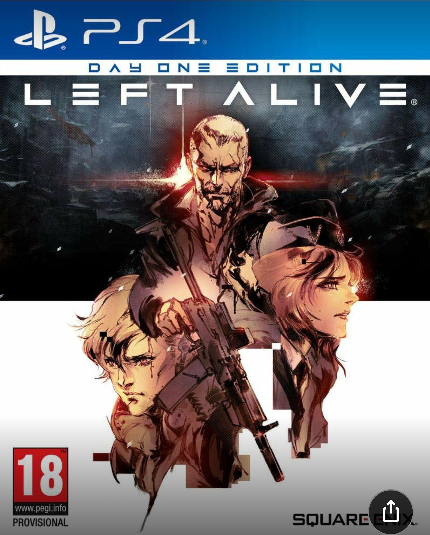 Left Alive Day One Edition sur PS4 (Vendeur Tiers)