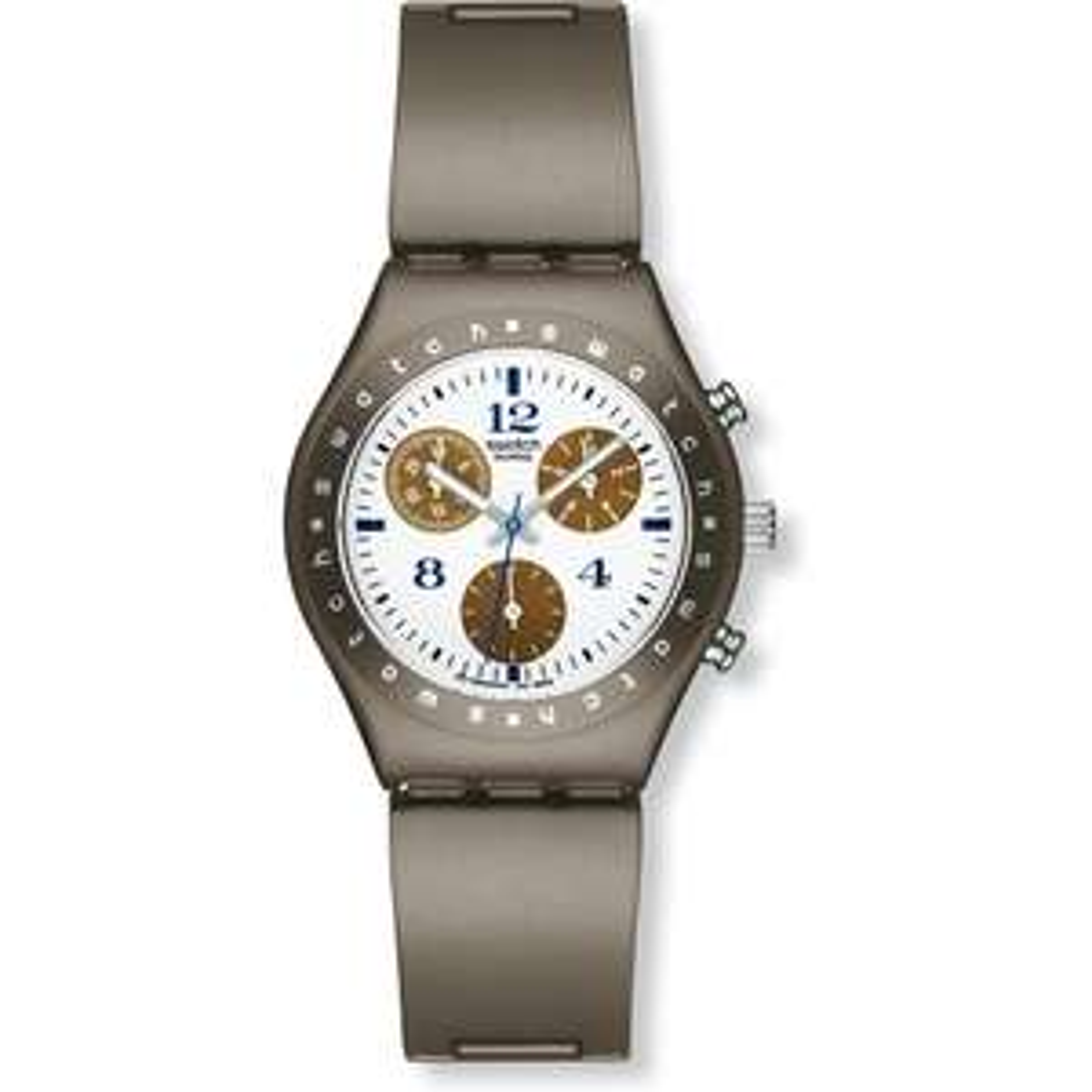 Montre chronographe à quartz Swatch Irony YMS1002AG (mastersintime.fr)
