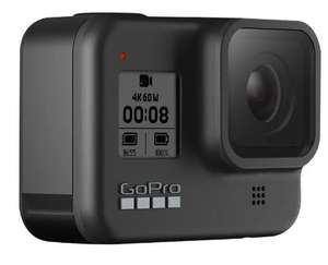 Caméra sportive numérique 4K GoPro Hero8 Black (+14.5€ en Rakuten Points)